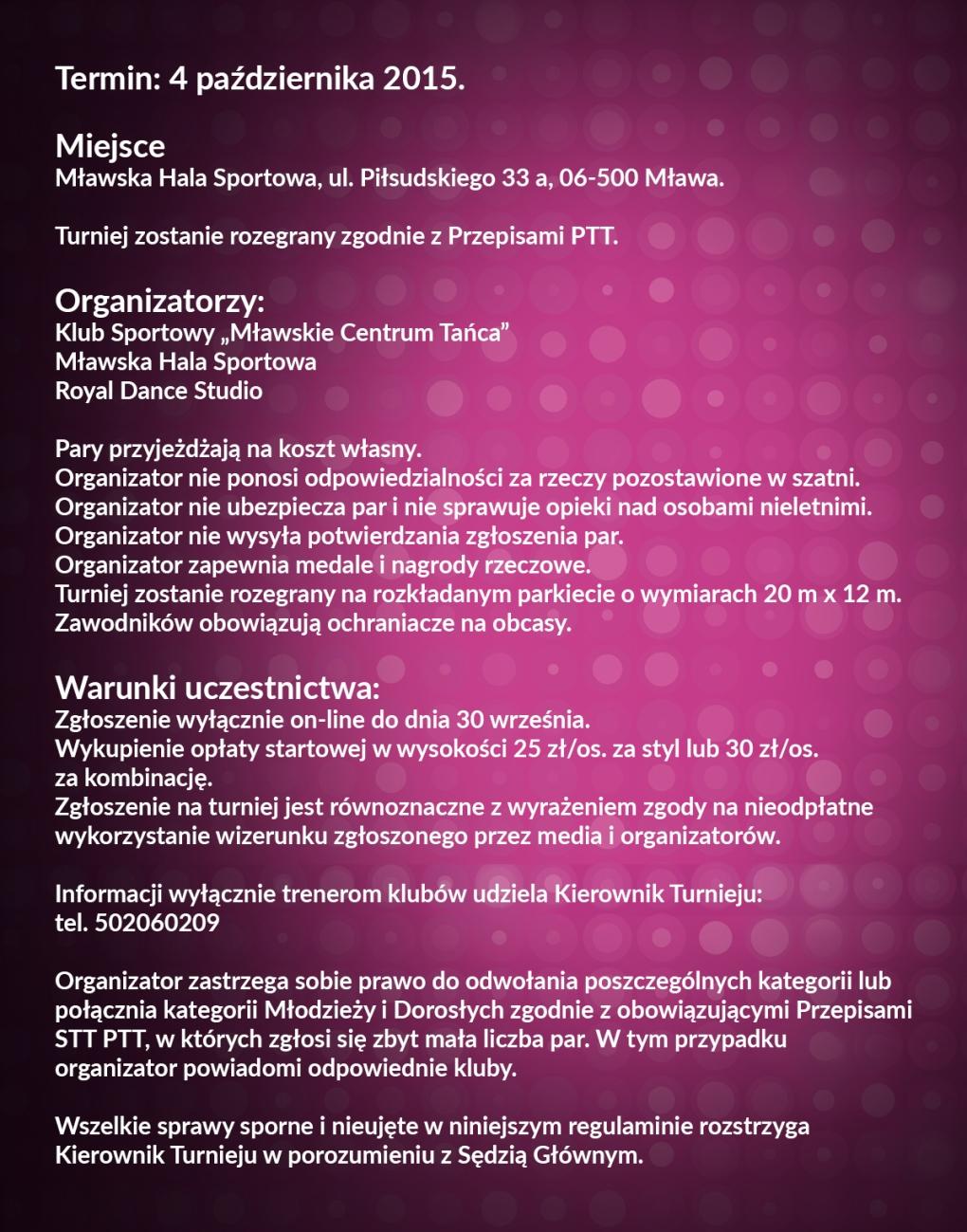 info mlawa XIII www